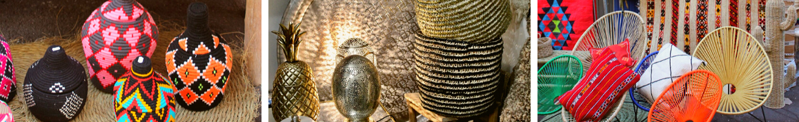 Jiji La Palme d'Or - Boutique Maroc décoration à Marseille - Rue d'Aubagne